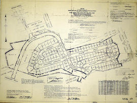 Subdivision of part of Lot 161 in the Township of Faraday