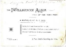 The Intelligencer Album of the Year Past