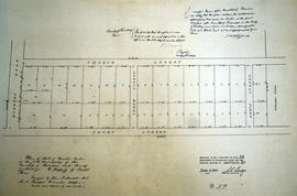 Plan of part of Lot 12 in the Township of Rawdon