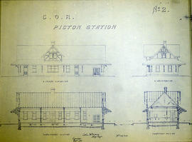 Plans for COR Station at Picton
