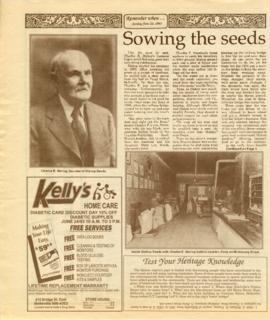 Article on Bishop's Seeds