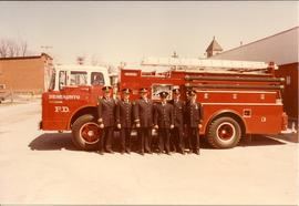 Deseronto Fire Department collection