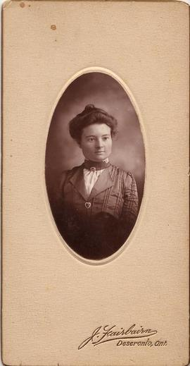 Photograph of 'Lettie'