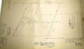 Subdivision of Lot A in the village of Trenton