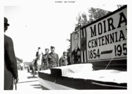 Moira Centennial parade photographs