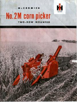 McCormick No. 2M Corn Picker
