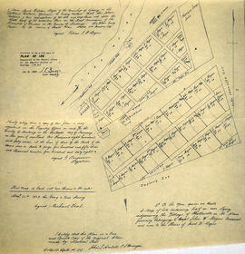 Survey Plan for Meyers Family Property