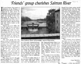 'Friends' Group Cherishes Salmon River