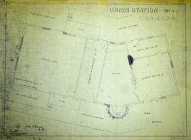 Floor Plans for COR CPR Union Station at Trenton