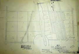 Plan of Lot 6 in the Township of Marmora