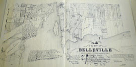 Carre's Plan of the city of Belleville 1892