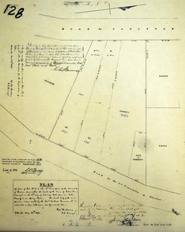 Plan of Lot 6 in the Township of Thurlow