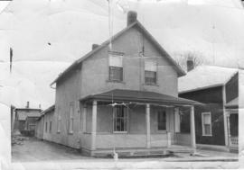 Photograph of house at 66 Green Street, Deseronto, Ontario
