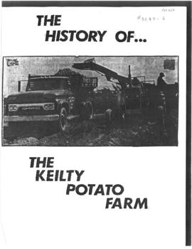 The History of The Keilty Potato Farm