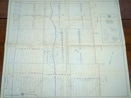 Map of Middle Hastings County 1963