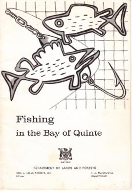 Fishing in the Bay of Quinte