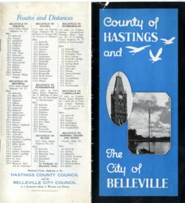 County of Hastings and the City of Belleville