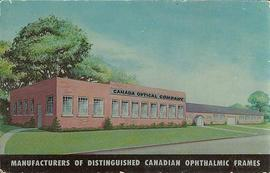 Canada Optical Company collection